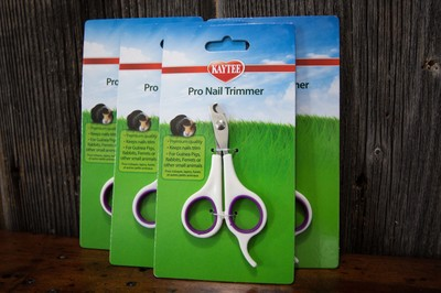 Rabbit Nail Trimmers