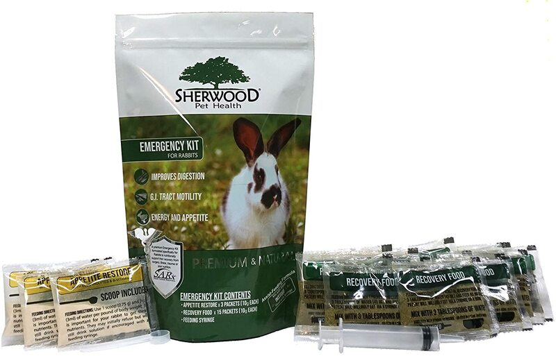 Rabbit Emergency Kit Appetite Restore and Food