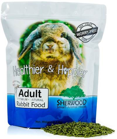 Sherwood Adult Bunny Food